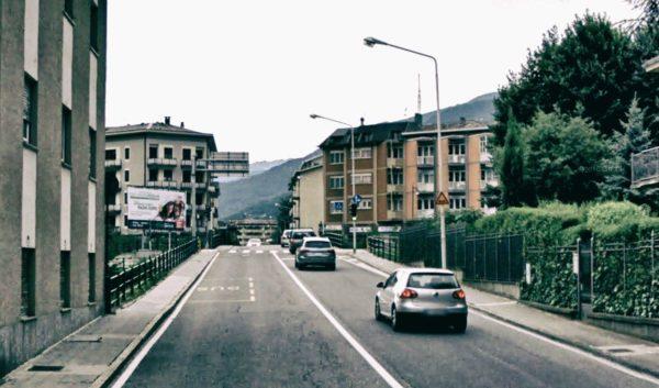 Sondrio, via Adua: 1 postazione